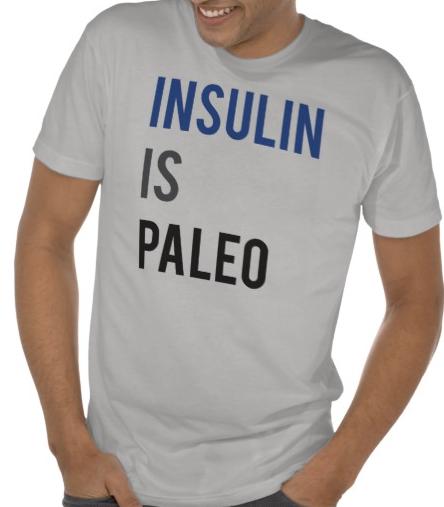 TBI : INSULIN is PALEO